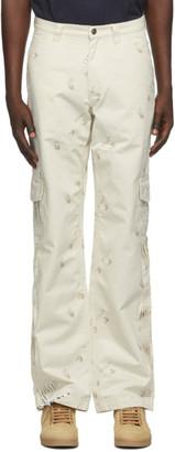 Off-White Logo Carpenter Cargo Pants