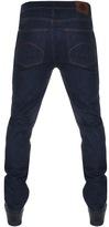 Pretty Green Erwood Slim Fit Jeans Blue