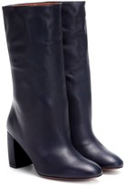 Neous Ophrys leather ankle boots
