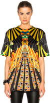 Givenchy Optical Wings Satin Tee