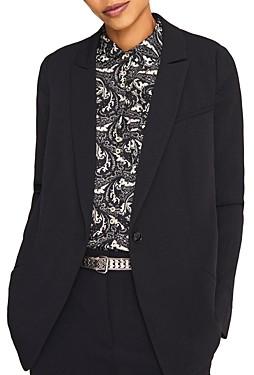 BA&SH ba & sh Doni Single Button Blazer