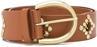 Orciani Metallic Applique Belt