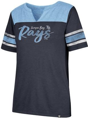 '47 Women's Tampa Bay Rays Match Tee
