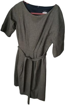 Max Mara Weekend Grey Wool Dresses