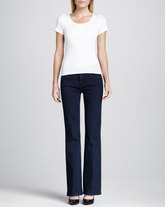 Miraclebody Jeans Miraclebody Twilight Boot-Cut Control-Panel Jeans