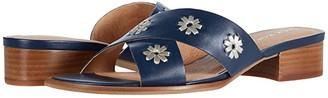 Jack Rogers Rondelle City Sandal (Midnight) Women's Shoes
