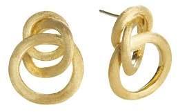 Marco Bicego Jaipur 18K Yellow Gold Loop Earrings