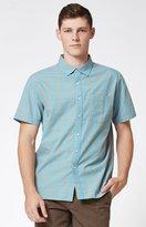 Brixton Hutton Short Sleeve Button Up Shirt