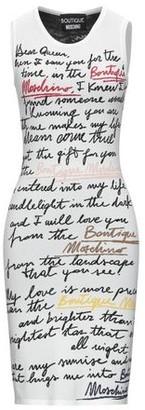 Boutique Moschino Knee-length dress