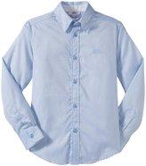 HUGO BOSS Woven Shirt (Kid) - Bleu Oxford-5