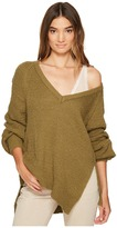 Free People West Coast Pullover Women's Sweater