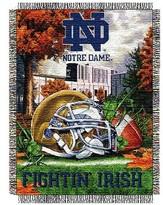NCAA Notre Dame Fighting Irish Home Field Advantage College Throw