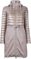 Herno long puffer jacket - women - Cotton/Polyamide/Polyester/Acetate - 38