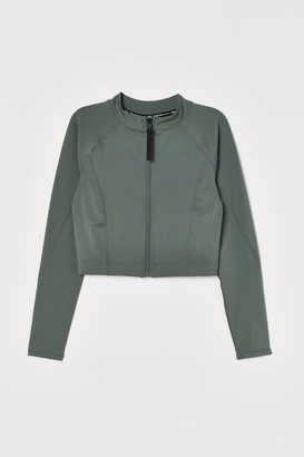 H&M Cropped track jacket