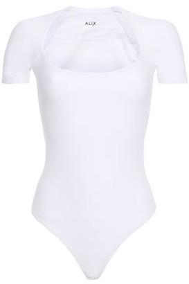 Alix Stretch-jersey Bodysuit