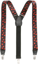 Club Room Men's Heart Suspenders, Created for Macy's