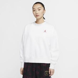Nike Women's Fleece Top Jordan Flight