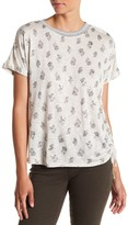 Democracy Cuffed Dolman Sleeve Tee