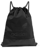 adidas Mesh-Trimmed Rubber Backpack