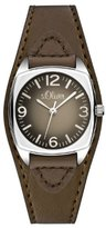 S'Oliver Women's Quartz Watch SO-2791-LQ with Leather Strap