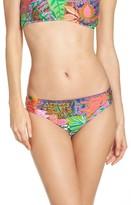Trina Turk Women's Tropic Escape Hipster Bikini Bottoms