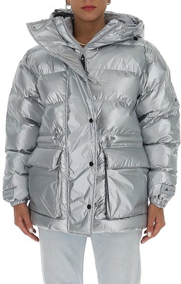 adidas by Stella McCartney Mid Length Puffer Jacket
