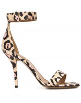 Givenchy leopard print sandals
