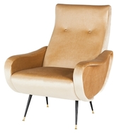 Safavieh Elicia Retro Mid-Century Accent Chair