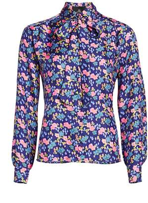 Marc Jacobs The Silk Blouse