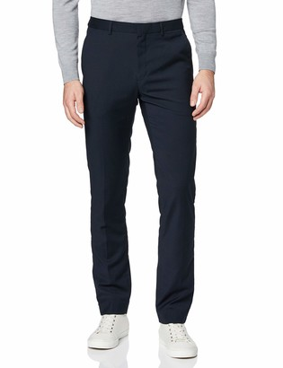 Find. Amazon Brand Men's Skinny Suit Trousers