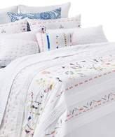 Bluebellgray Kalkan Cotton Three-Piece Comforter Set