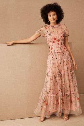 ML Monique Lhuillier Limerence Dress