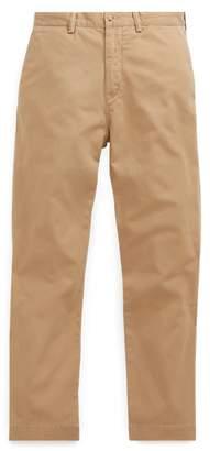 Ralph Lauren Classic Fit Cotton Chino Trouser