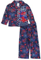 "Spiderman Little Boys' Toddler ""Swing High"" 2-Piece Pajamas"