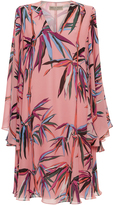 Emilio Pucci Ruffled Mini Dress