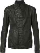 Rick Owens shirt jacket - men - Cotton - M