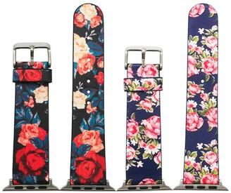 Olivia Pratt Leather Apple Band - Pack of 2