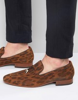 Jeffery West Jung Tassel Loafers
