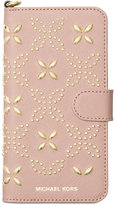 MICHAEL Michael Kors Folio Tab iPhone 7 Case