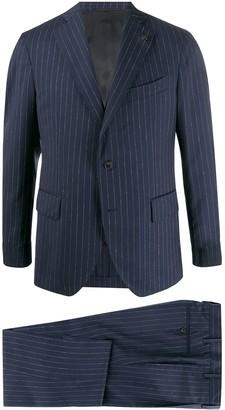 Gabriele Pasini Pinstriped Three-Piece Suit
