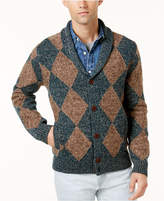 Tommy Hilfiger Men's Shamus Shawl-Collar Cardigan, Created for Macy's