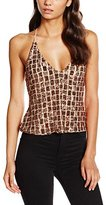 Goldie ie Women's Fade Into You Sleeveless Tops