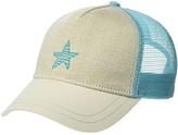Pistil Design Hats Dezi (Aqua) Baseball Caps