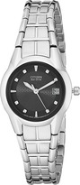 Citizen EW1410-50E Eco-Drive Stainless Steel Watch Dress Watches