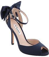 Nina Martina Satin Bow Detail Dress Sandals