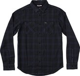 RVCA Men's Payne Ii Long Sleeve Woven Shirt