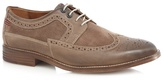 Hush Puppies Taupe 'granger Parkview' Brogues