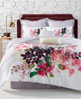 Baltic Linens CLOSEOUT! Bouquet Reversible 8-Pc. California King Comforter Set