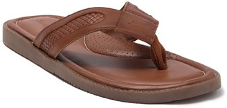Tommy Bahama Asher Leather Flip Flop