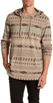 Public Opinion Varied Stripe Pullover Hoodie